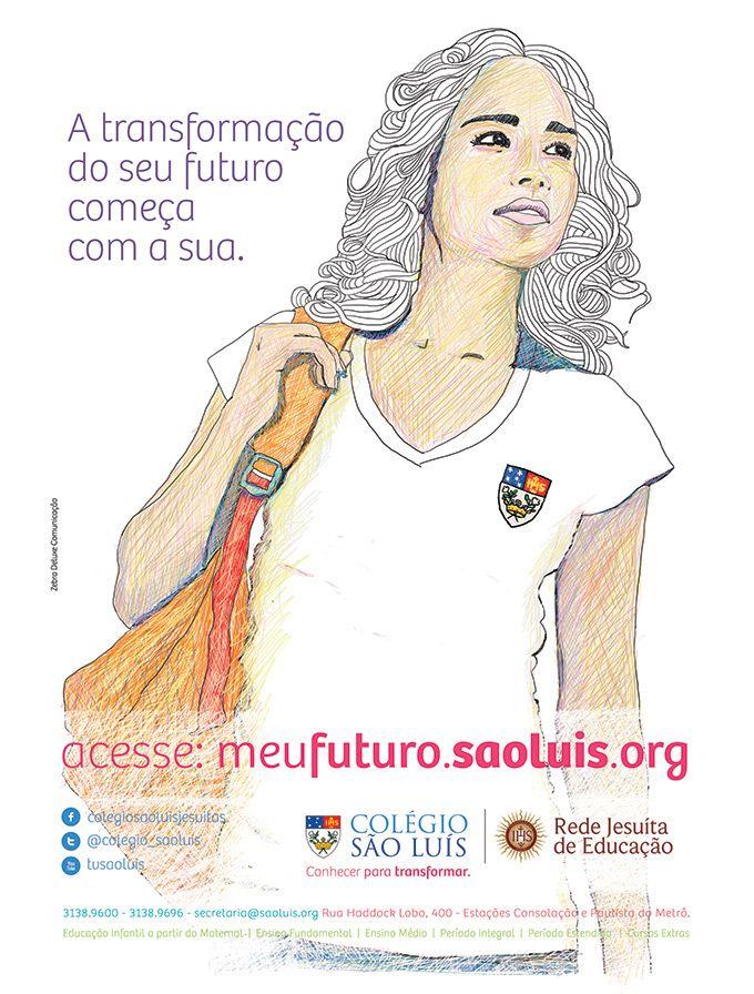 Menina   //   Colégio São Luís | Colégio São Luís