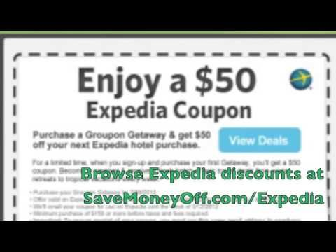 Coupons flights expedia