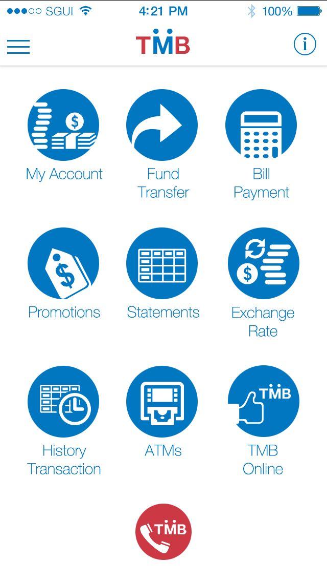 Tmb mobile banking key generator