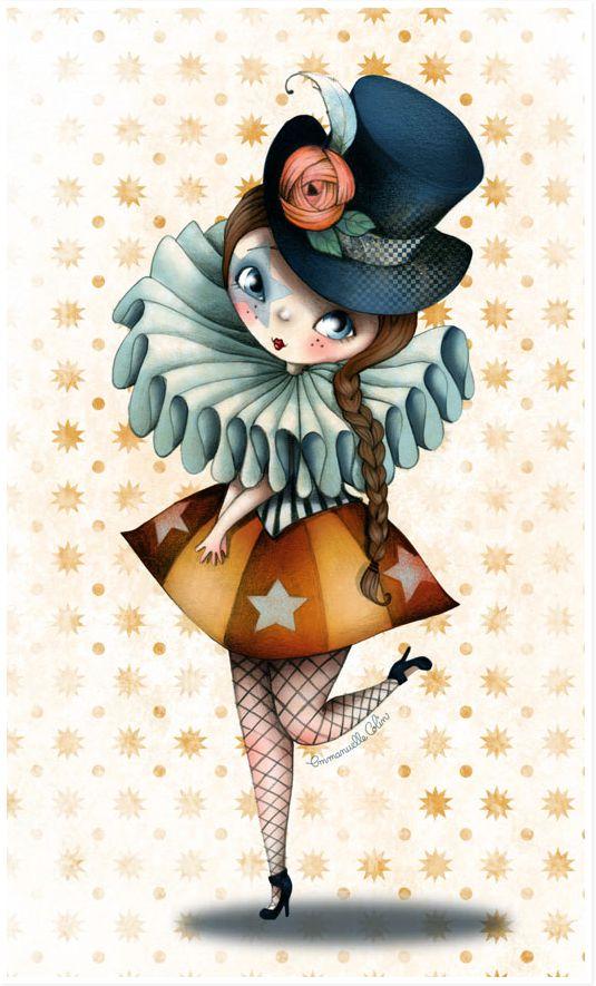 Circus #1 - Emmanuelle Colin (2011.09.17)