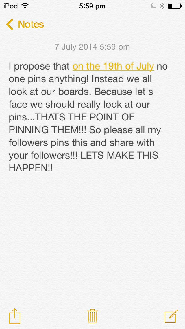 ^^^^ PLEASE READ!!! WE MUST DO THIS!!! IT JUST ONE DAY!!! PIN APPRECIATION DAY