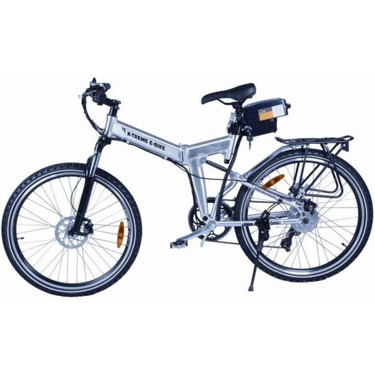 X-Treme X-Cursion Elite 24V 300W Folding Electric Mountain Bike
