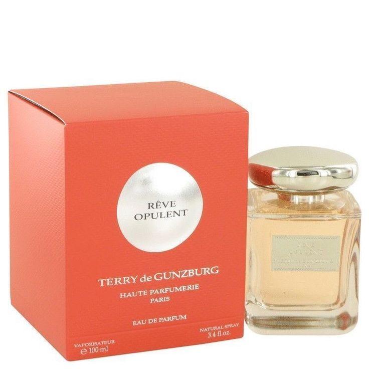 Reve Opulent Perfume 3.4 oz EDP By TERRY DE GUNZBURG FOR WOMEN NIB #TERRYDEGUNZBURG
