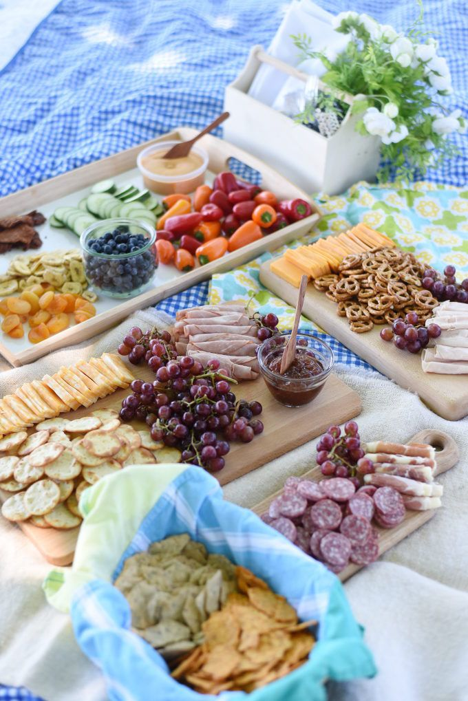 Fancy picnic food! Dining al fresco with a mostly gluten-free menu   Feathers in Our Nest