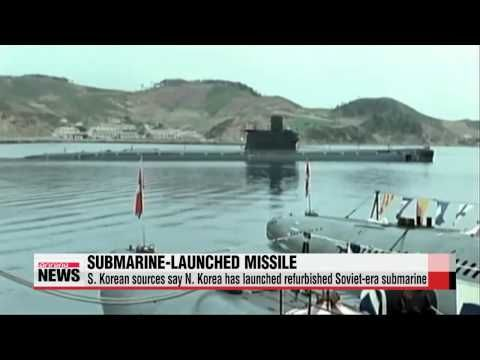 North Korean Navy Submarine Missile Launcher – A Long Way off | North Korea News Today