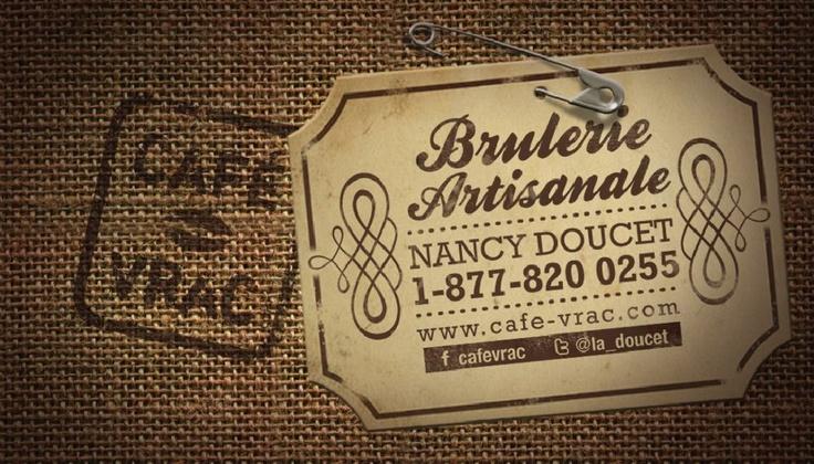 Le derrière de la carte de Nancy Doucet    Crédit: Babillard Facebook de Nancy Doucet