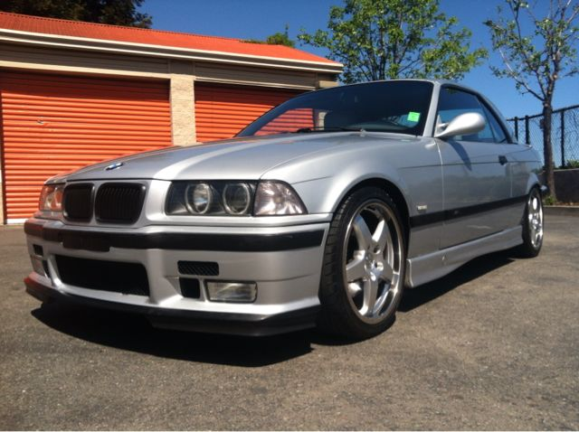 1999 BMW M3 Convertible, Dinan Superchar (Convertible)