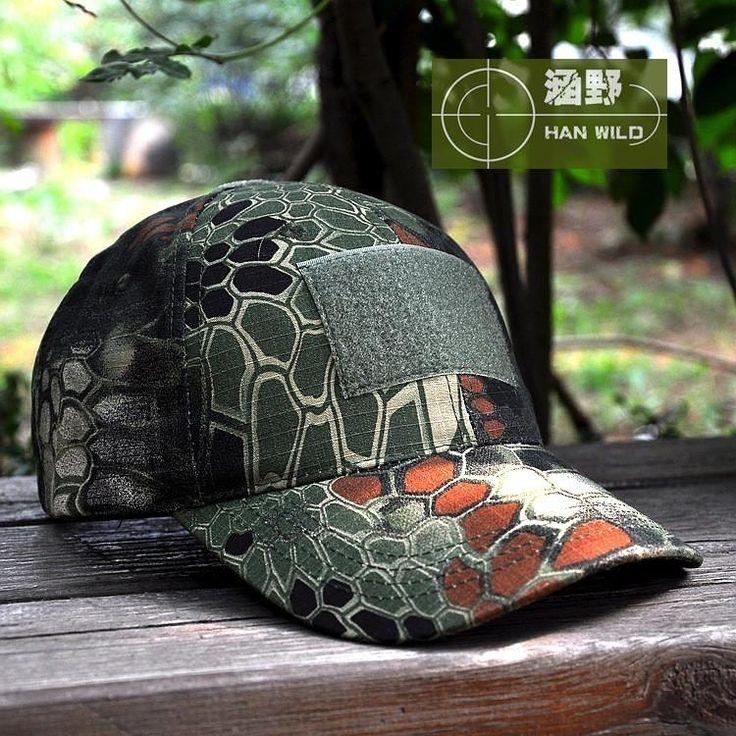 Men Women Baseball Cap Tactical Cap Bionic Camouflage Sun Hat Outdoor Hunting Camping Hiking Cycling Peaked Cap