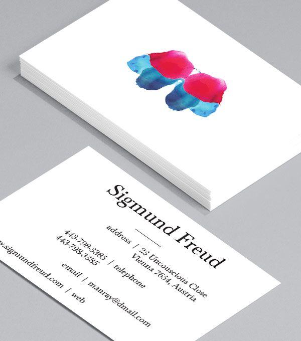 Personalisierte Geschäfts Karten Inhaber Zusammen Mit