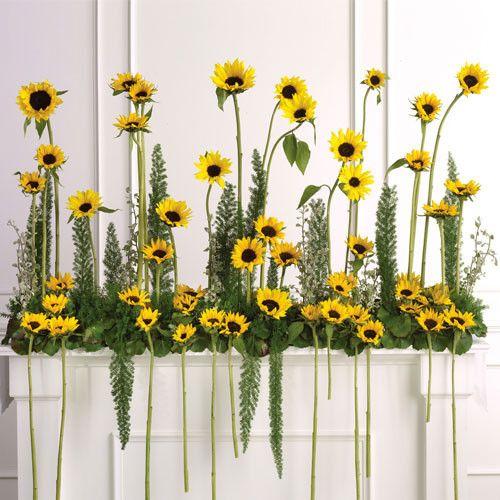 Best altar flowers ideas on pinterest delphinium