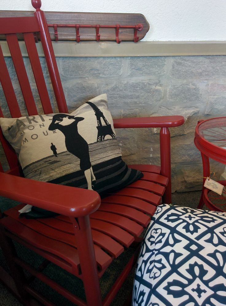 Visit our showroom for more accent pieces and accessories!