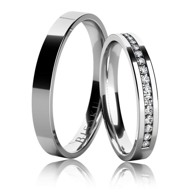 Snubní prsten, model č. 14922
