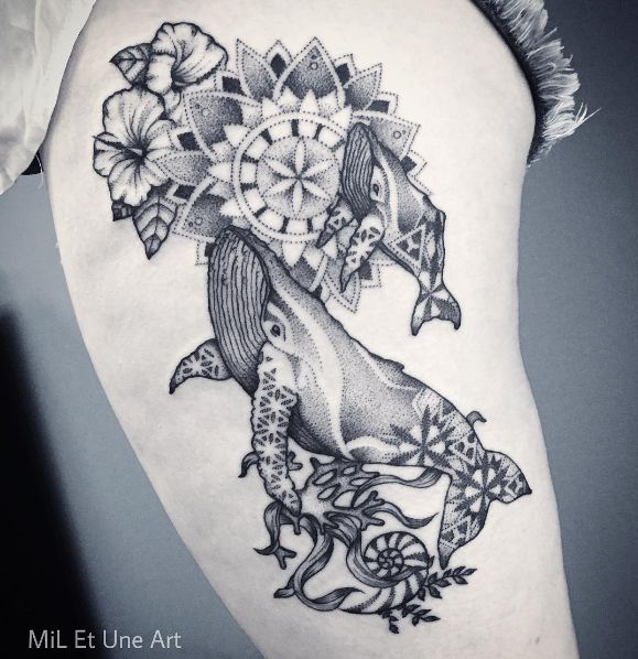 Emilie Desaunay : Australian International Tattoo Expo