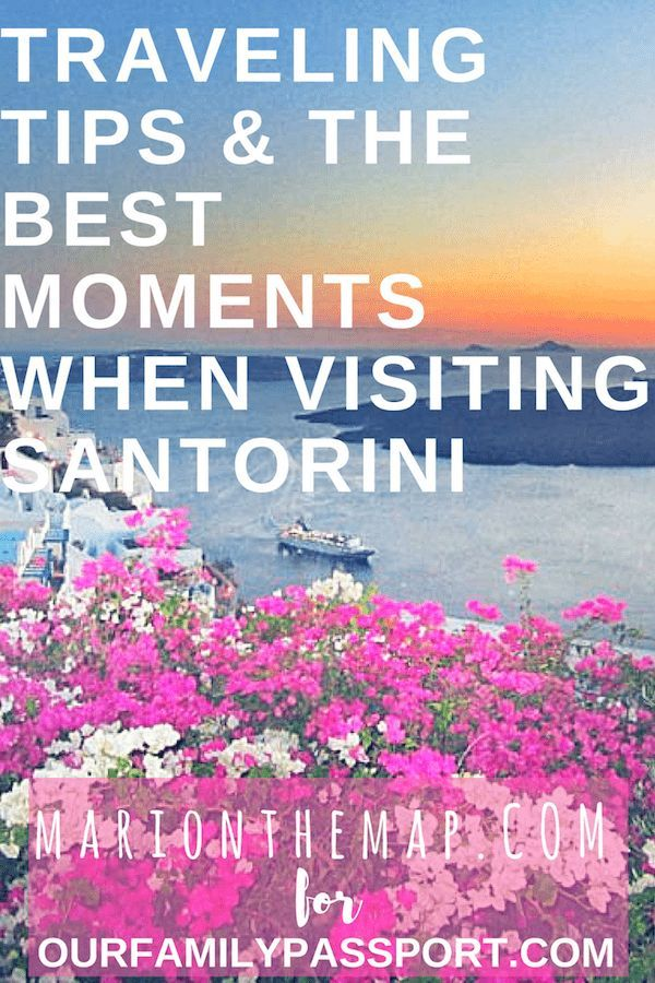 SANTORINI, GREECE | A guest blog post by Mari on the Map! She gives all of her MUST DO Tips and Tricks for Visiting Santorini. | What to do in Santorini, best moments in Santorini, favorite moments when visiting Santorini, where to visit in Greece, Greece travel, island travel, beaches, best beaches in Greece, Red sand beach, volcanos, europe travel, european destinations, greek destinations, where to eat in greece.