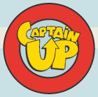Captain Up logo #7JGBC