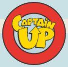 Captain Up logo #7JGBC