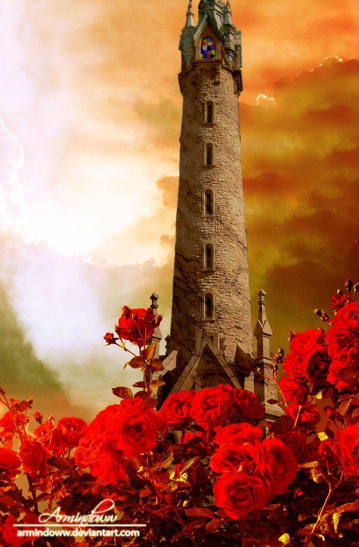 Темная башня книга картинки