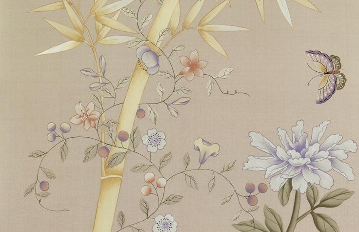 Самые яркие, стильные и изящные обои предлагает компания Fromental в рамках коллекции Chinoiserie - Декор МР