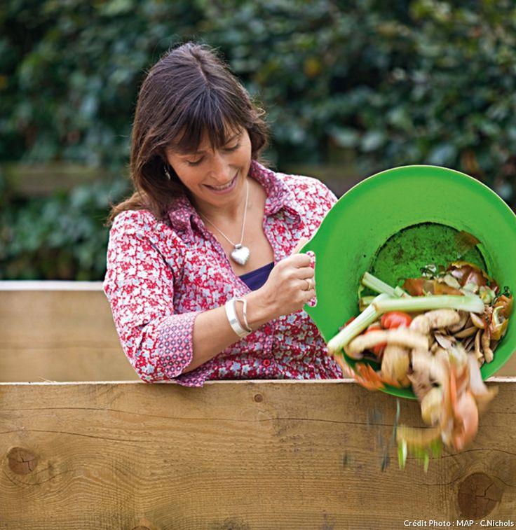 Entretien du compost