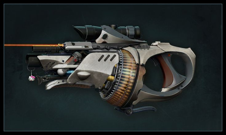 future weapons pictures | Future weapons | LORENZOESCOBEDO | gamer