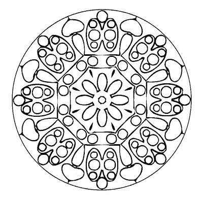 printable mandala coloring pages hard coloring pages coloring ville