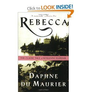 Amazon.com: Rebecca (9780380730407): Daphne Du Maurier: Books
