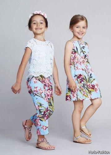 девочки 8-10 лет летние тенденции
