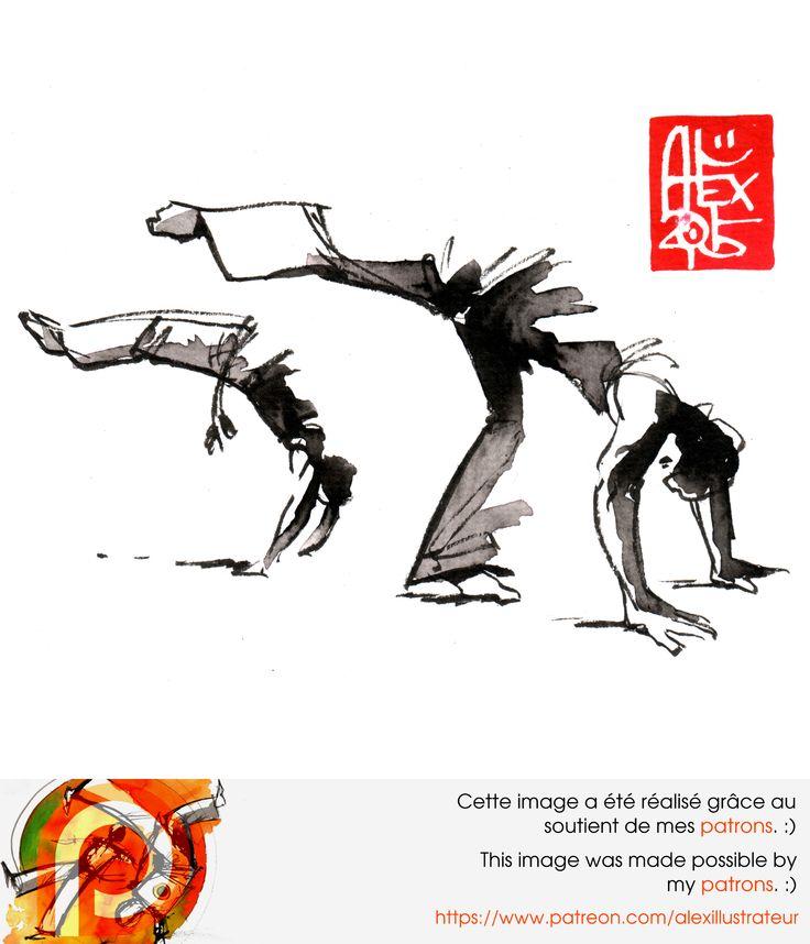 Capoeira 900