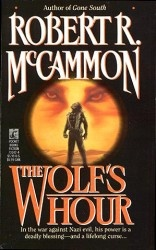 Great book, great author...different take on werewolves.: Worth Reading, Books Worth, Wolf S Hour, Wolves, Favorite Books