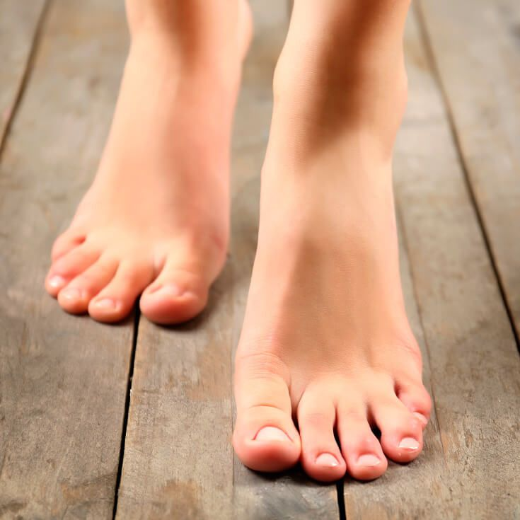 Natural Remedy For Ingrowing Toenails
