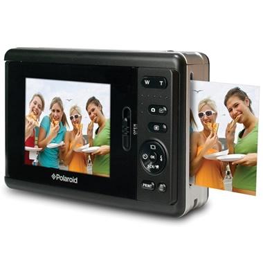 The Digital Polaroid Camera – Hammacher Schlemmer