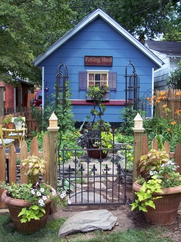144 Best Images About Garden Sheds On Pinterest Gardens
