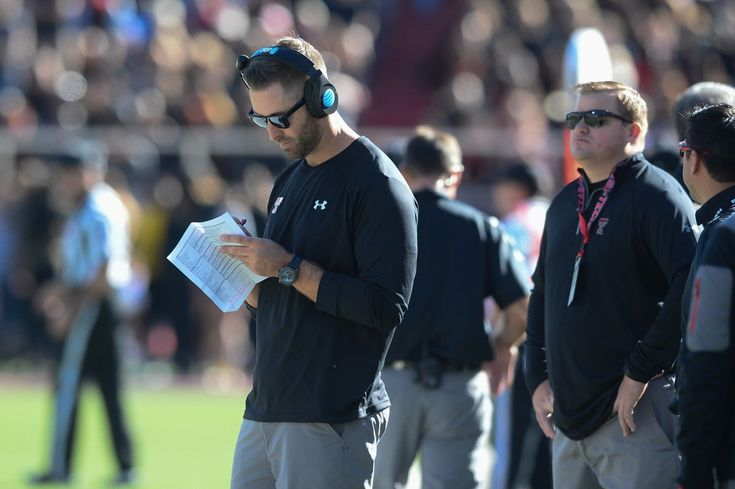 Kliff Kingsbury can thank his disregard for Texas Tech's parking rules as a…