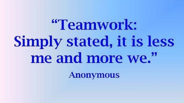 motivation and teamwork in an organisation Teamwork is key to success when all the hands that touch your business work together, your day-to-day workflow becomes airtight but, a disconnected team can be disastrous to your small business there's no denying the importance of teamwork in an organization to grow your business bridge your .
