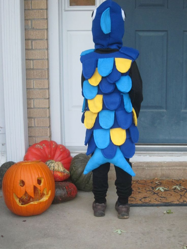 26 best images about fish costume on pinterest homemade for Kids fish costume