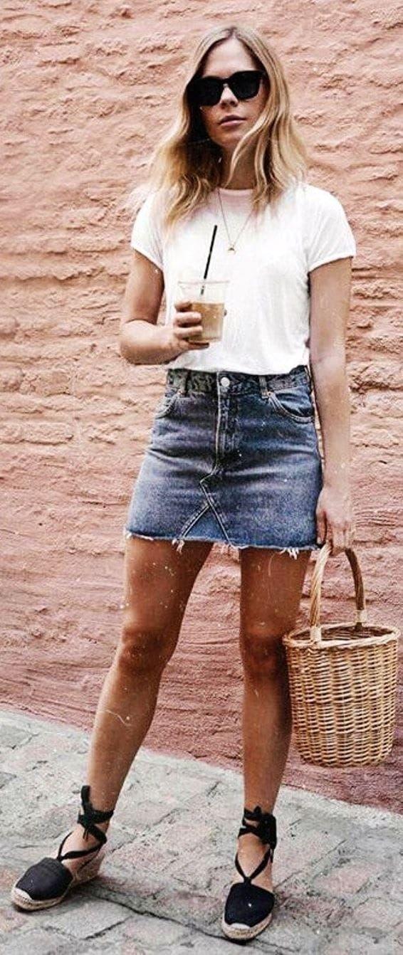 10 Ideas Outfits De Domingo Para Cuando Hace Calor Mujer De 10 Guía Real Para La Mujer Actual Entérate Ya Outfits Ropa Ropa De Moda