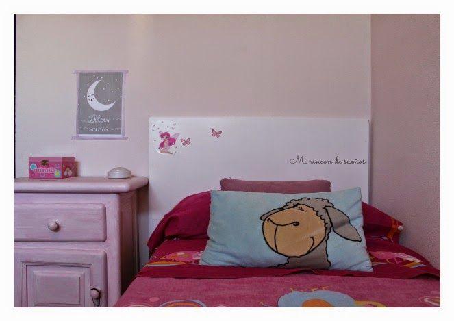 Reciclar muebles para habitaci n infantil vinilo dormitorios infantiles pinterest - Muebles habitacion infantil ...