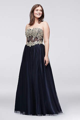 25+ Best Ideas about Plus Size Prom on Pinterest   Plus size prom ...