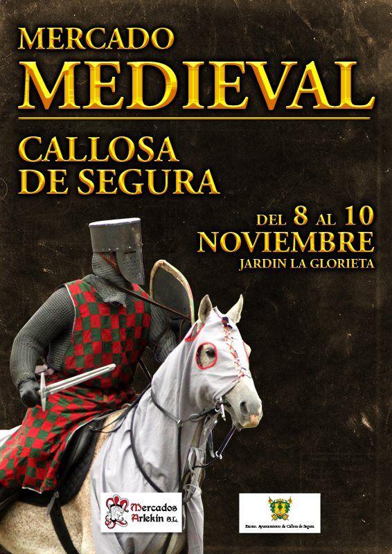 Mercado medieval en Callosa de Segura #Alicante 2013
