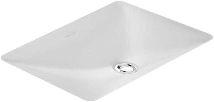 OPTION: Loop & Friends Washbasins, Undercounter washbasin, Undercounter washbasins