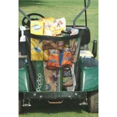 Wondering how you can get all your groceries home or carry all kinds of sports equipment in your golf cart? Get this universal golf cart storage bag and never take your car to the grocery store again :)