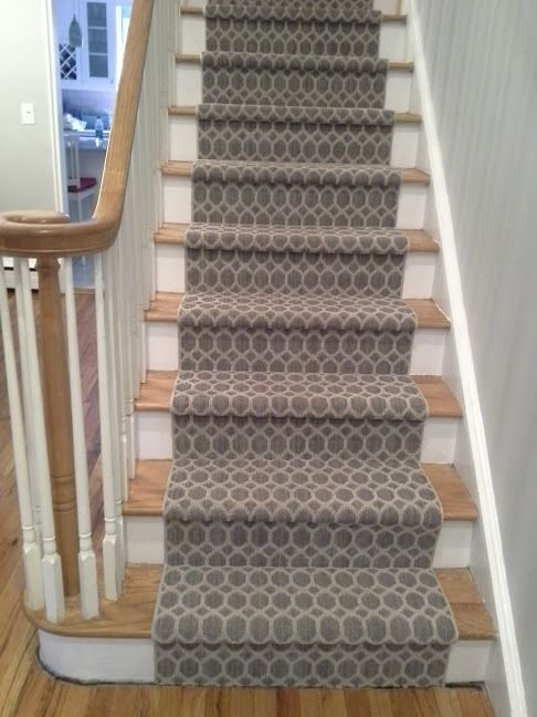 Carpet runner in Westchester - Shaw Tracery