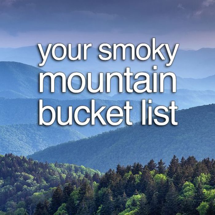 Ultimate Smoky Mountain Bucket List: 22 Smoky Mountain Activities To Experience Before You Die