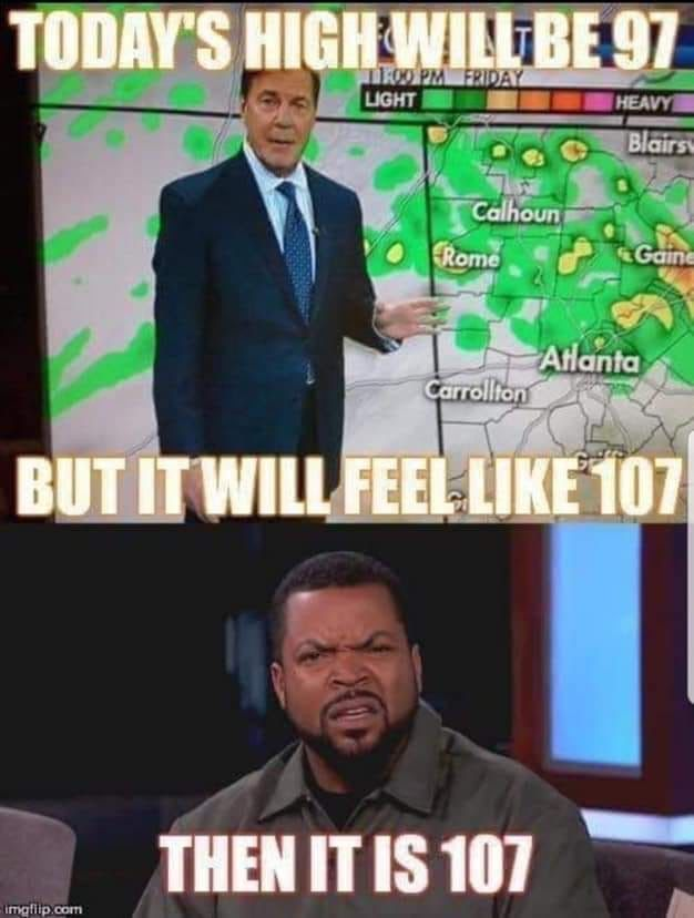 Summer Time Meme Ice Cube Summer Heat Humor Funny Expressions Summer Memes