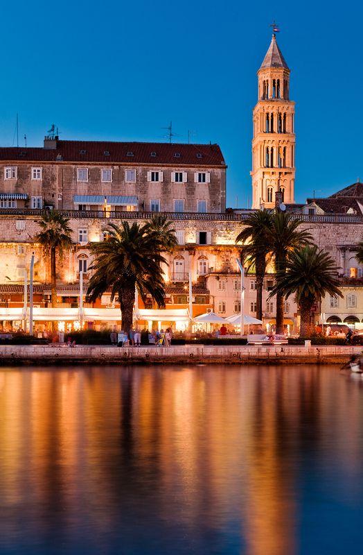 Split, Croatia ... Stop #4 for our Croatia honeymoon!