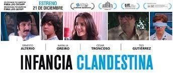 "Projet transdisciplinaire (EPI) espagnol, allemand, anglais, italien / français : ""ciné en VO"" : infancia clandestina"