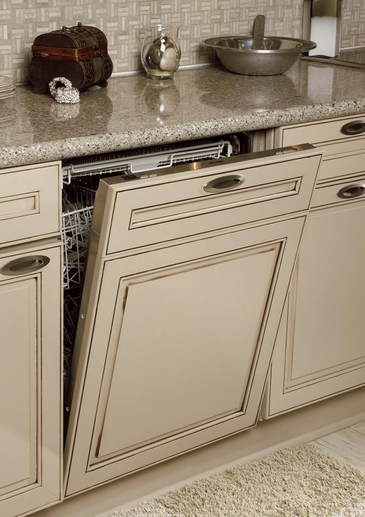 Custom Dishwasher Door Panel Kitchen Pinterest