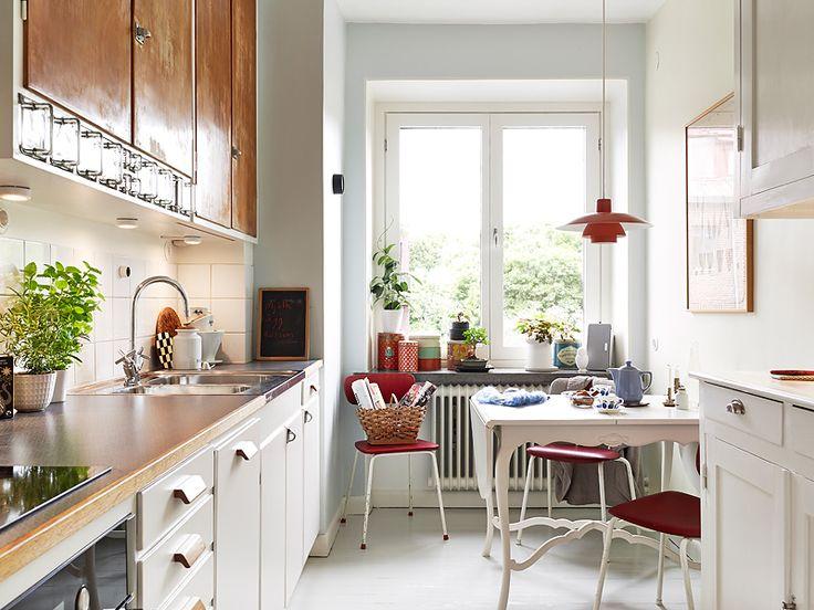 Renovated funkis kitchen