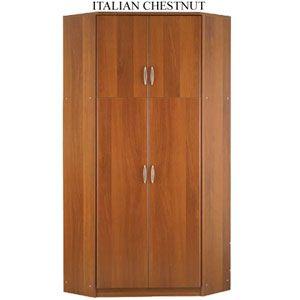 4-Door Corner Wardrobe SB-062 (ACE)Sb062 Ace, Wardrobes Sb062