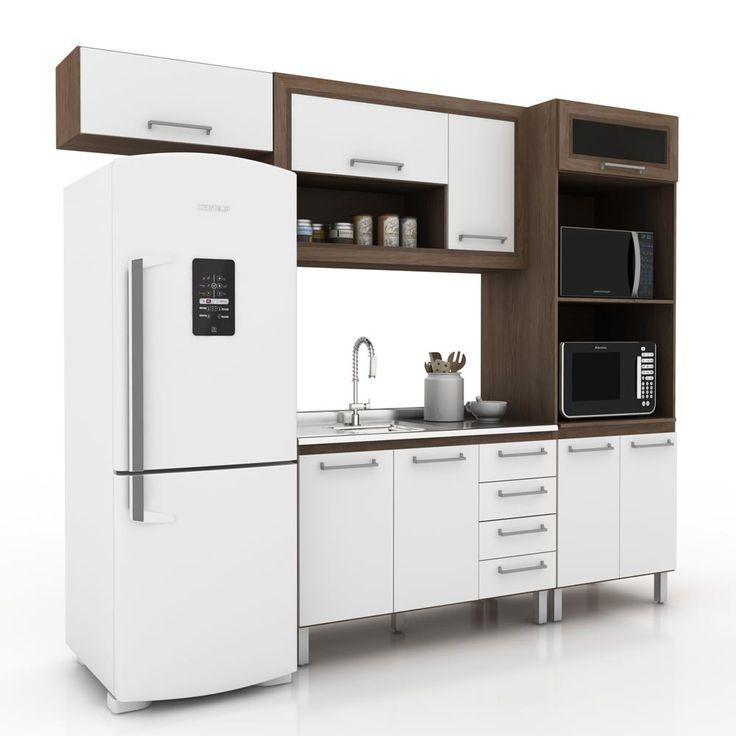 Gostou desta Cozinha Paris Marselha Delicato/Branco - Novo Tempo, confira em: https://www.panoramamoveis.com.br/cozinha-paris-marselha-delicato-branco-novo-tempo-5745.html